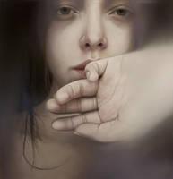 Girl in the window by petercmatthews