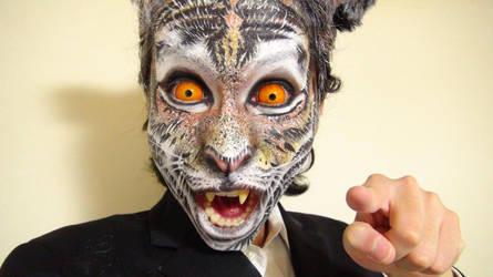 - TIGER - Makeup 3 by KisaMake