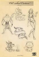 Page 36 sketch by celaoxxx