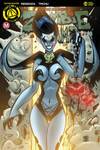 ZombieTramp issuenumber24 coverE solicit by celaoxxx