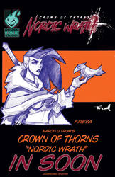 Crown of Thorns  Nordic Wrath by celaoxxx