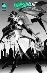 Infinite Punishment comic book by Trom by celaoxxx