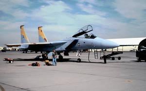 Still in Air Superiority Blue by F16CrewChief