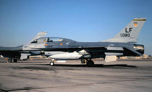 Block 1 F-16B by F16CrewChief