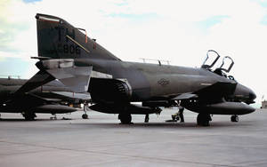 Euro-1 Jet on an Overcast Day by F16CrewChief