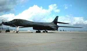 B-1B in the 'Strategic' Scheme by F16CrewChief