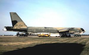 Grand Forks B-52G in SIOP Scheme by F16CrewChief