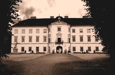 Chateau - Vizovice II by AmaranthesLionHeart