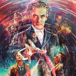 New Doctor Who Doctor's Blend by CaptainJimiPie