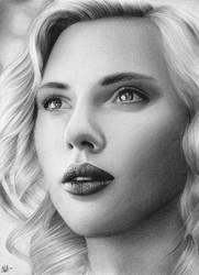 Scarlett Johansson by nataliebeth