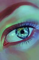 Circus - Digital Painting by nataliebeth