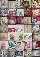 Artist Book by nataliebeth