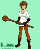 Antissa commission by yokomolotov
