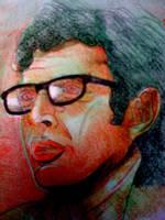 Jeff Goldblum by yokomolotov