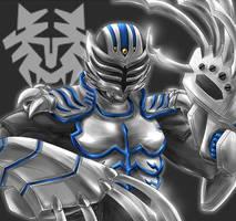 Kamen Rider Axe by iria3