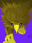 Eagle Owl Hybrid by ArtSpillGalaxy
