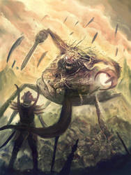 Urgot's Vengeance!! by 3abden