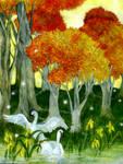 Autumn Glow by RebeccaTripp