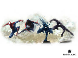 Spider-Man SD 2010_Wallpaper by duster132