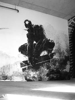 Beenox_Spiderman Noir by duster132