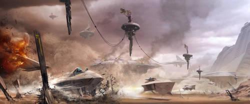 Desert storm by duster132