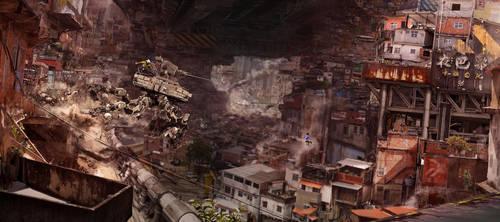 Babiru 10. The hunt. by duster132
