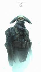 Skull by duster132