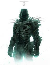 Exoskeleton. by duster132