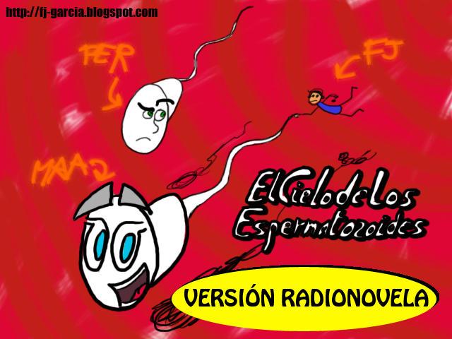 Espermatozoides en la Radio by fj-garcia
