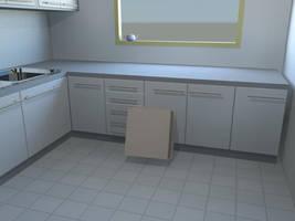 Kitchen 3 by fj-garcia
