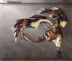 Art Trade - Shinerai by yellochevy02