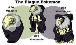 The Plague Pokemon by rohanfulton