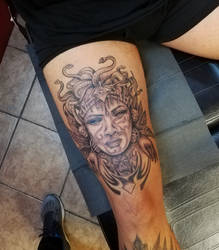 Tattoo Sherbrooke Johnny Boy Tattoo Sherbrooke by Sherbrooke-Tattoo