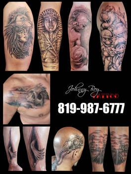 Sherbrooke Tattoo Johnny Boy Tattoo Sherbrooke by Sherbrooke-Tattoo