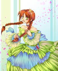 Secret Santa - Michi by Miyanko-chan