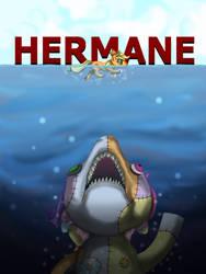HerMane: Jaws by Super-Zombie
