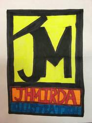 JHMIRDA ILLUSTRATIONS LOGO by JHMirda