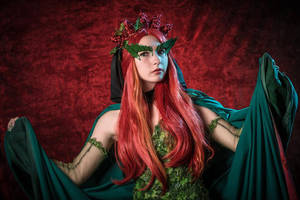 Batman and Robin - Poison Ivy by QuinzelCosplay