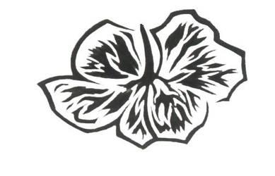 Tribal - Flower by OffDutyNinja