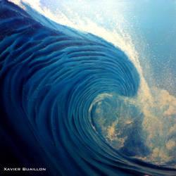 The wave by Scoobidoowaaa