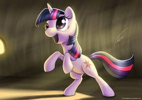 Twilight Sparkle - FiM by BionicleGahlok