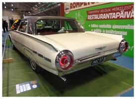 1962 Ford Thunderbird Landau by Berlioz-II