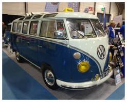 1965 Volkswagen Sonderbus 21 Window by Berlioz-II