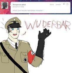 Ask Vero #7 Wunderbar by veroveroable