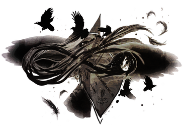 Crow by DollCreep