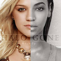 Beyonce e Kelly Clarkson-Halo by fabianopcampos