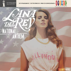 Lana Del Rey - National Anthem by fabianopcampos