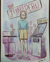 san junipero by lesly-oh