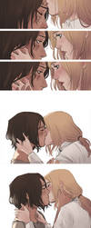 *kiss* by lesly-oh