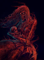 Beware of Crimson Peak by cinemamind